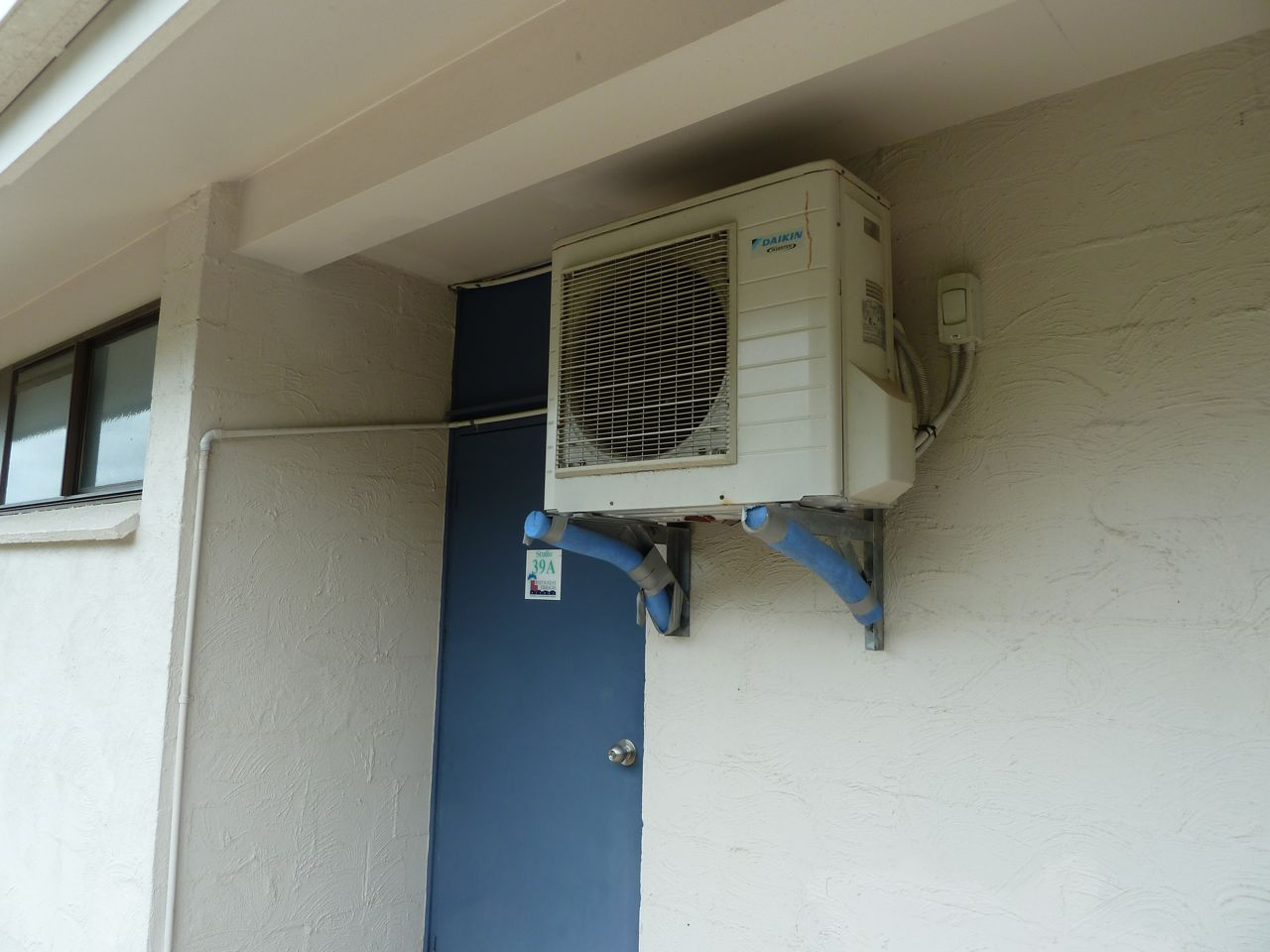 Air Conditioners at Whitsunday Terraces for Body Corporate owners #304B63